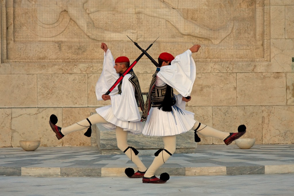8 Days Classical Greece package tour from Athens