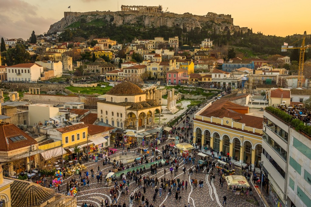 Athens Photo tour (city walking tour)