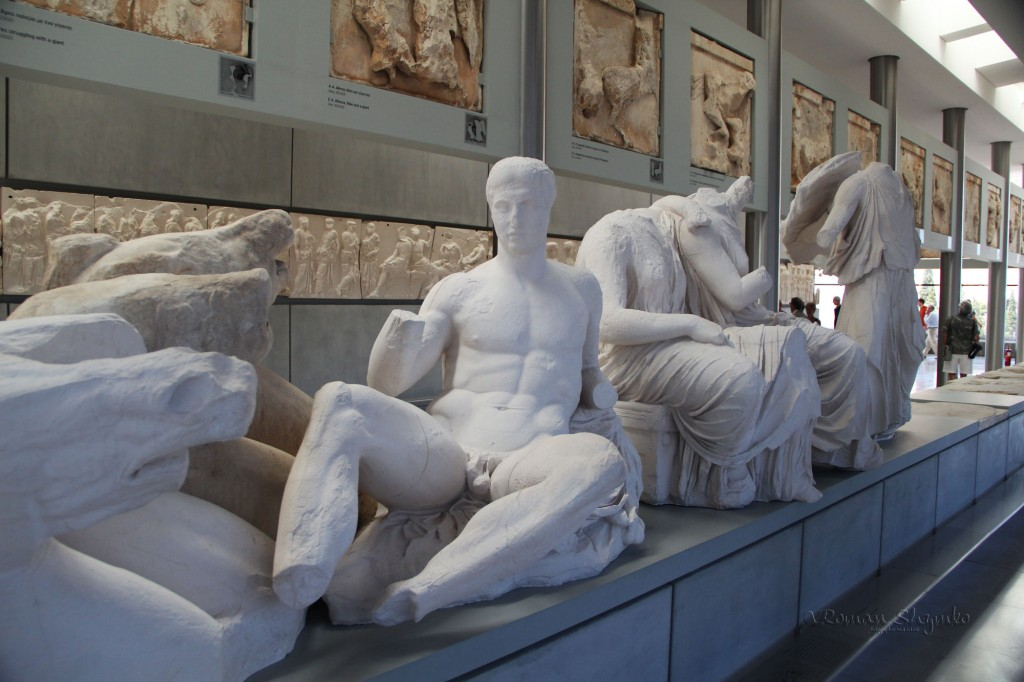 Acropolis Museum (Friday evening tour)