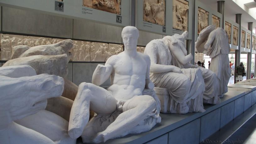 Acropolis museum marbles
