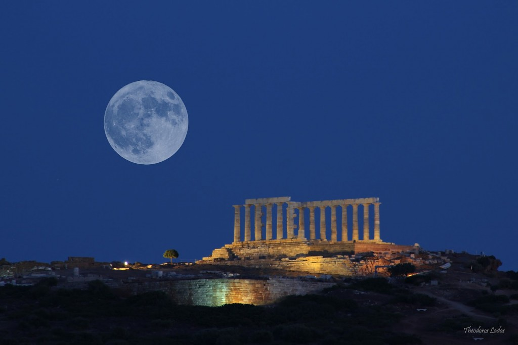 Cape Sounio (sunset afternoon tour)