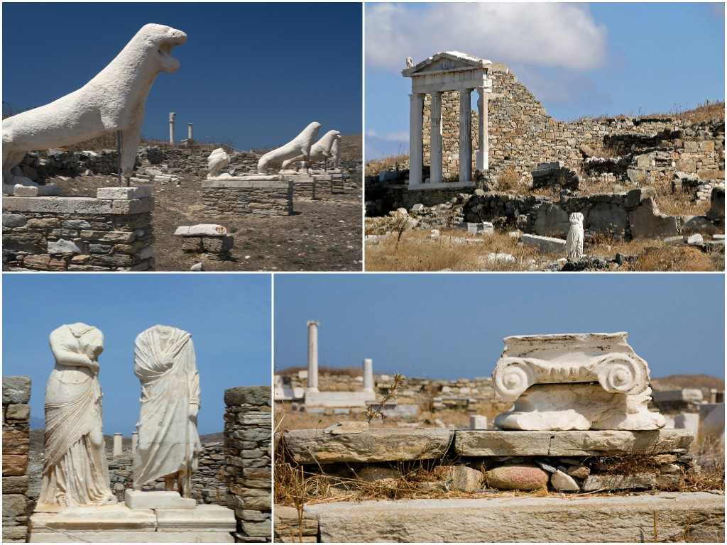 Delos island (morning tour)