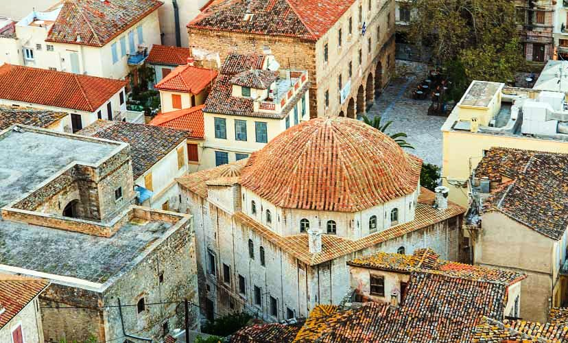 Nafplio (1st capital of Greece) City Walking tour