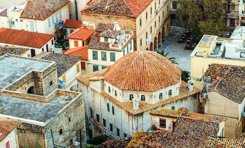 Nafplio (1st capital of Greece) City Walking tour