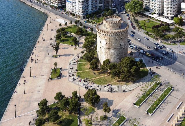Thessaloniki: Half Day City Bus Tour