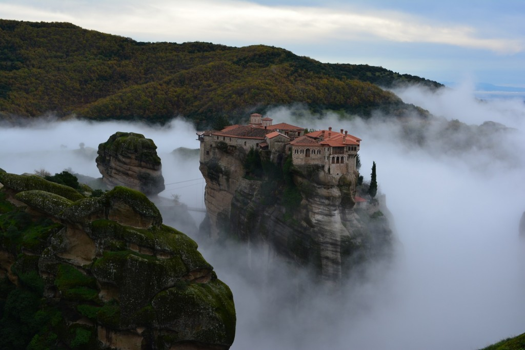 Meteora & Monasteries (half day tour)