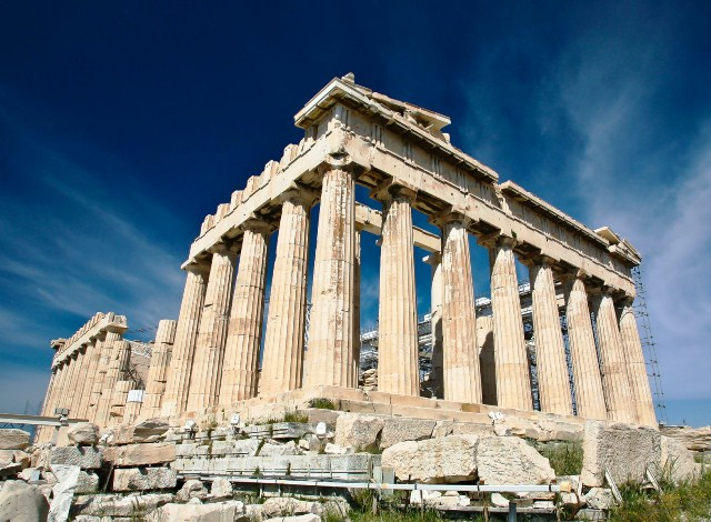 Acropolis City tour & Acropolis Museum - Morning bus tour