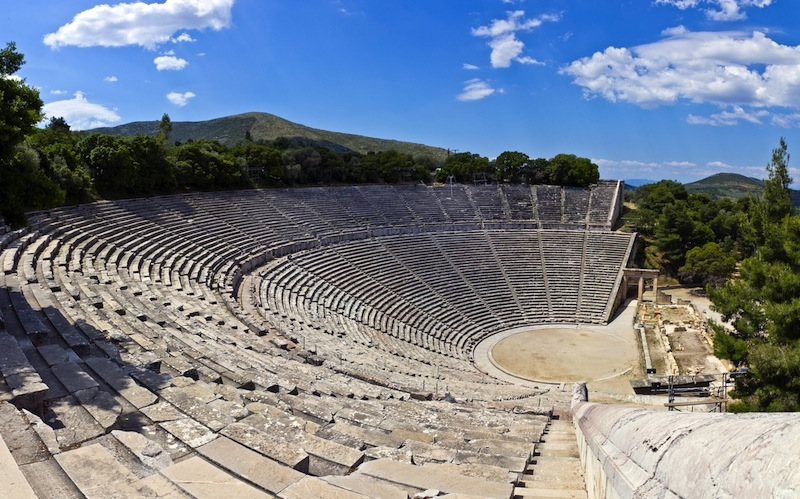 One day Epidaurus & Mycenae tour from Athens with lunch
