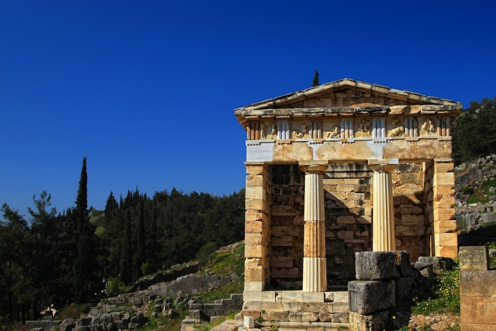 3 Days Delphi & Meteora Tour from Athens